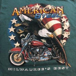 Vintage 1998 CMJ Single Stitch Made USA T Shirt
